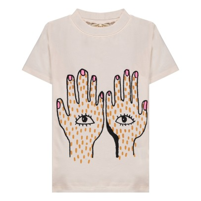 Soft Gallery Aulona Hands Turtle Neck T-Shirt-product