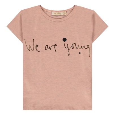 "Soft Gallery Pilou ""We Are Young"" T-Shirt-product"