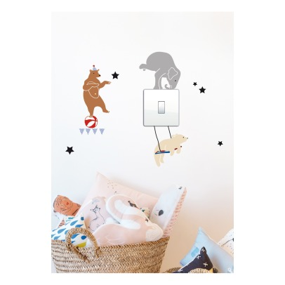 MIMI'lou Bear Sticker-listing