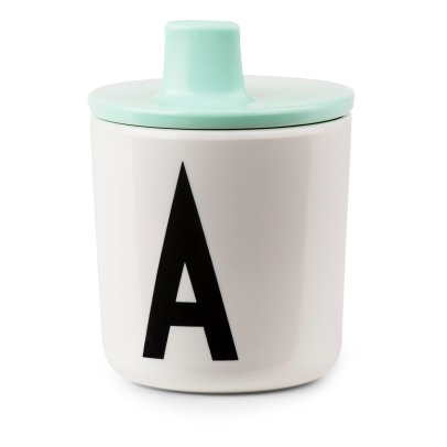 Design Letters Lid with Spout-listing