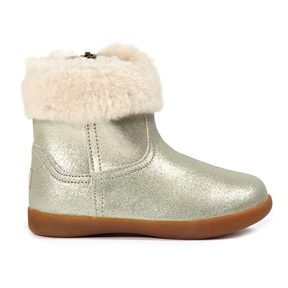 Jorie II Metallic Fur Lined Boots-product