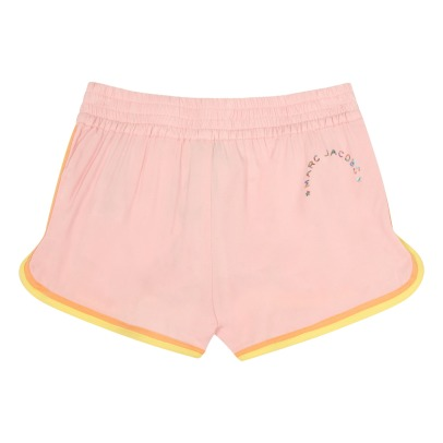 Little Marc Jacobs Short in viscosa con fiocco -listing
