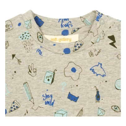 Soft Gallery T-shirt emojis Ashton -listing