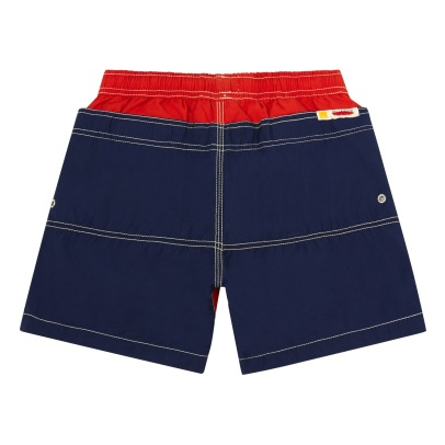 Bellerose Lazo81 Two-Tone Swimshorts-listing