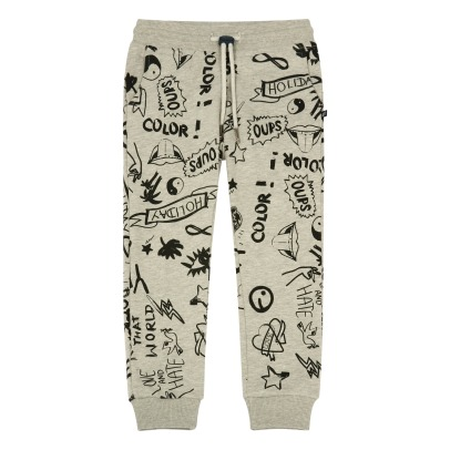 Sweet Pants Jogger Slim Tags Été-listing