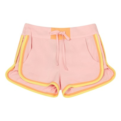 Little Marc Jacobs Bow Viscose Shorts-product