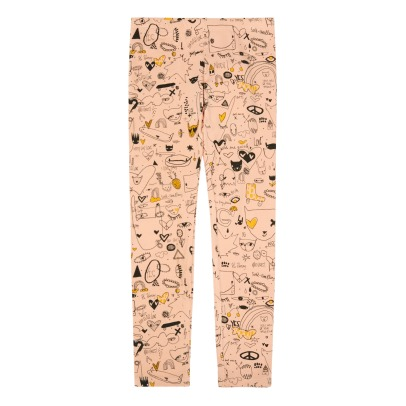 Soft Gallery Leggings graffiti Paula -listing