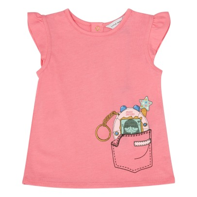 Little Marc Jacobs Tamagotchi T-Shirt-listing