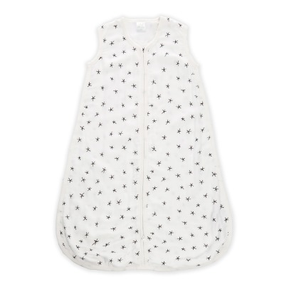 aden + anais  Black Star Bamboo Light Baby Sleeping Bag-listing