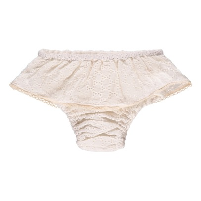 Louise Misha Bibana Embroidered Swimming Bottoms-listing