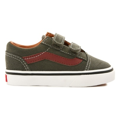 Vans Old Skool Vekcro Trainers-listing