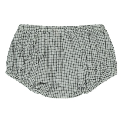 Ketiketa Small Check Organic Cotton Bloomers-listing