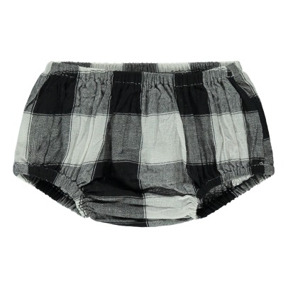 Ketiketa Checked Organic Cotton Bloomers-listing