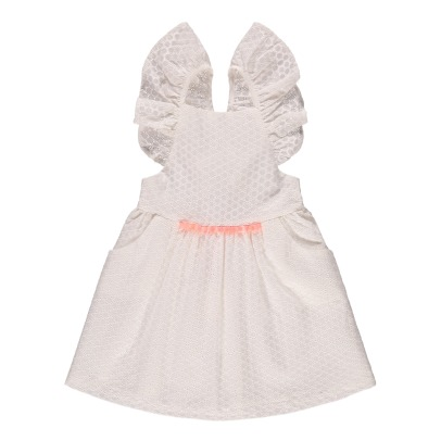Louise Misha Minaksi Embroidered Pinafore Dress-product