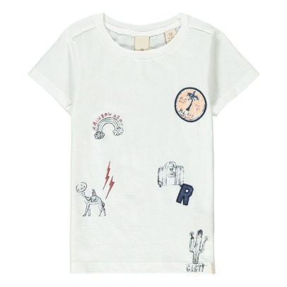 Scotch & Soda T-Shirt mit Muster -listing