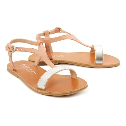 Manuela de Juan  Eolios Calf Leather Sandals-product