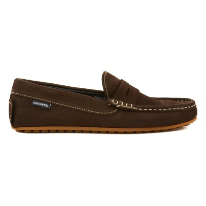 Diggers Penny Nubuck Moccasins-listing