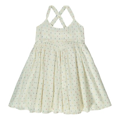 Bellerose Izolde Dobby Spot Dress-listing