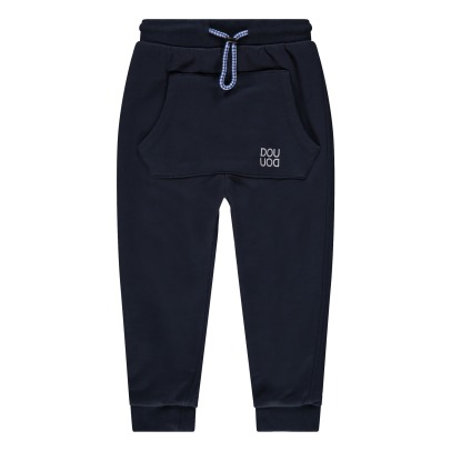 Douuod Pocker Harem Jogging Bottoms-listing
