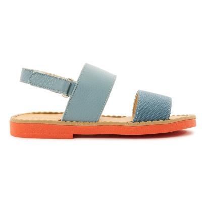 Sandales Scratch Bi-matière