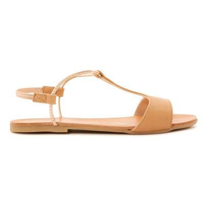 Sandales Cuir Mikonos
