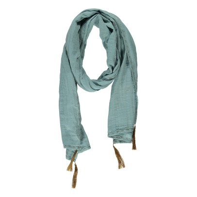 Numero 74 150*200 Pompom Scarf - Teen & Women's Collection-listing