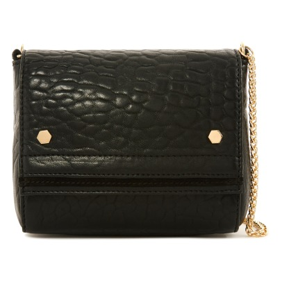 Petite Mendigote Cléry Leather Shoulder Bag-listing