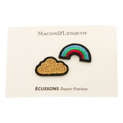 Macon & Lesquoy Toppe nuvola e arcobaleno -listing