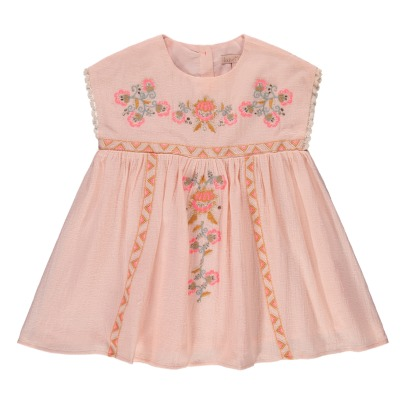 Louise Misha Oleste Embroidered Dress-product