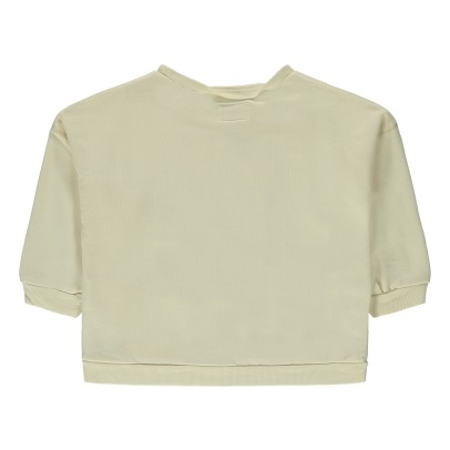 "Bellerose Sweatshirt ""It's on"" Stern Vaida81-listing"