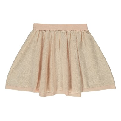Fub Organic Cotton Pleated Skirt-listing