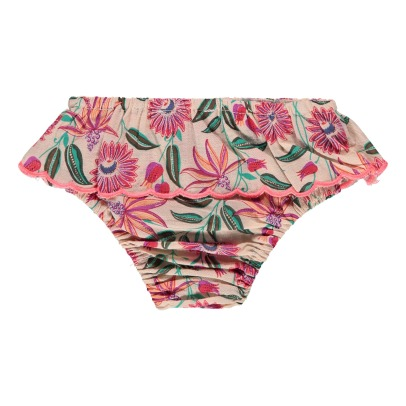 Louise Misha Bibana Lurex Floral Swimming Bottoms-listing