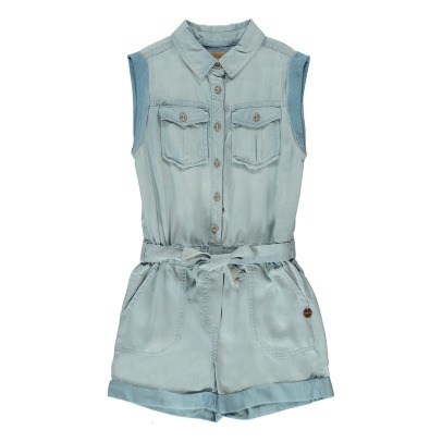 Scotch & Soda Belted Playsuit-product