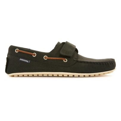 Diggers Chaussures Bateau Velcro-listing