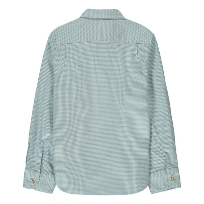 Bellerose Ganix81G Small Checked Shirt-listing