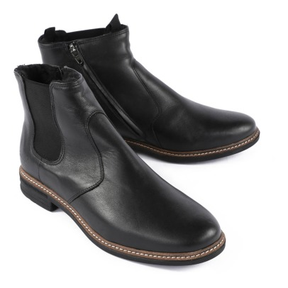 Pom d'Api Boots Fourrées Brother Jodzip Fur-listing