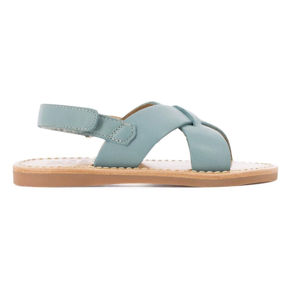 Sale - Stitch Papy Leather Beach Sandals - Pom dApi Pom dApi 2IrKmj3E