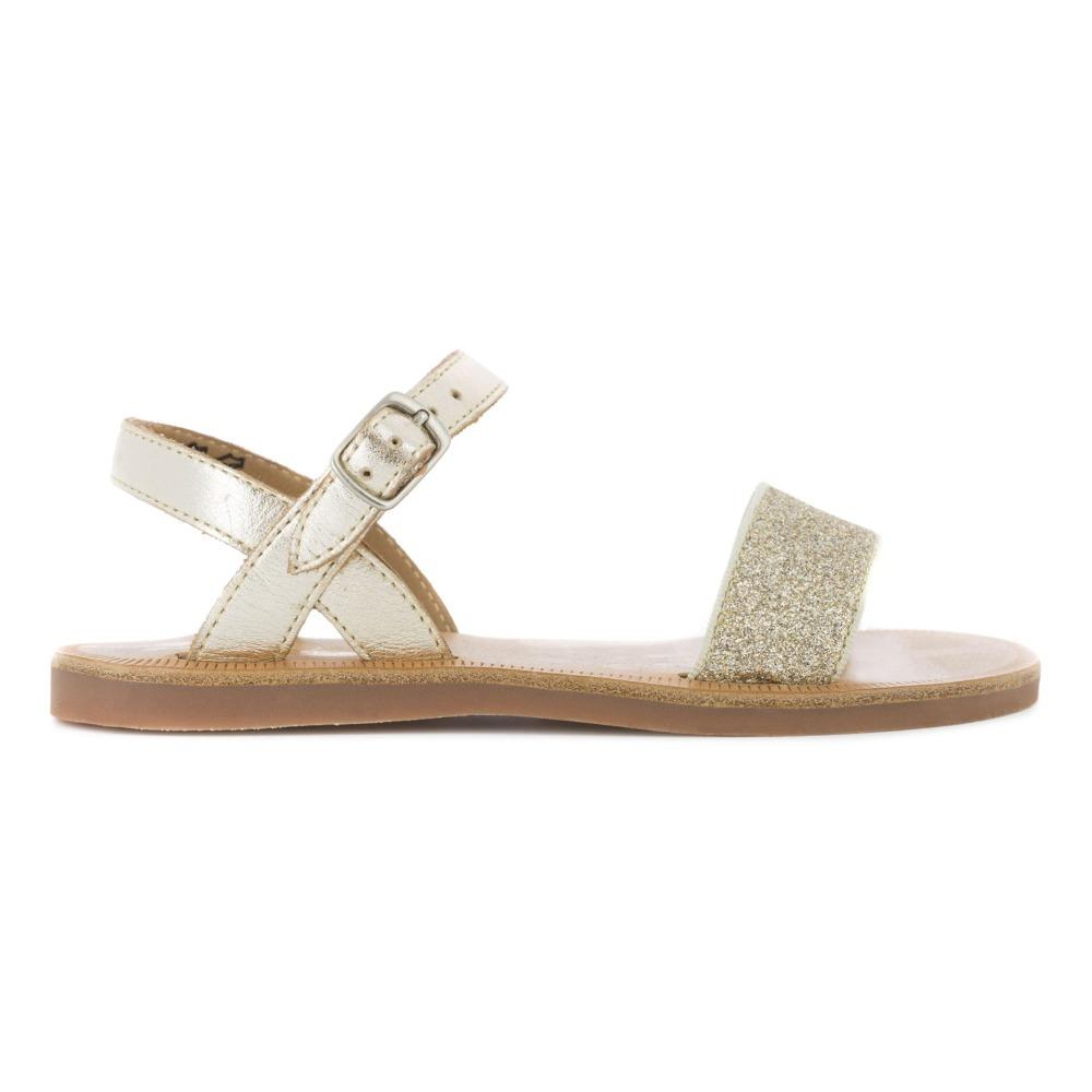 Sale - Glitter Tao Buckle Beach Sandals - Pom dApi Pom dApi 3VVLdw