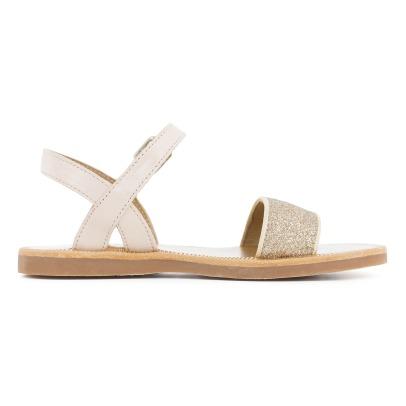 Sale - Twist Multi Glitter Beach Sandals - Pom dApi Pom dApi ya58o2X
