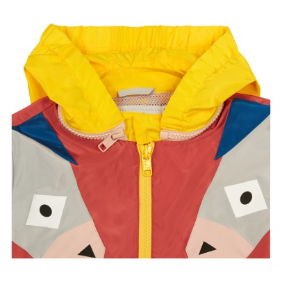 Stella McCartney Kids Cazadora Impermeable Anes Scout-listing