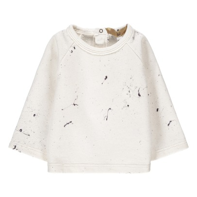 Gold Slow Paint Sweatshirt-listing