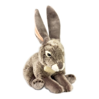 National Geographic Hare Soft Toy 22cm-listing