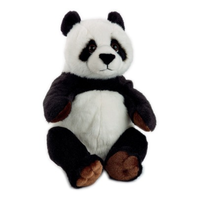 National Geographic Panda Bear Soft Toy 22cm-listing