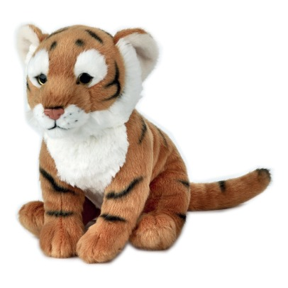 National Geographic Tiger Soft Toy 24cm-listing