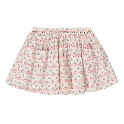 Moon Paris Manon Indian Flower Skirt-listing