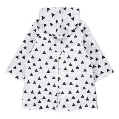 Chocolate Soup Allover Triangles Windbreaker-listing