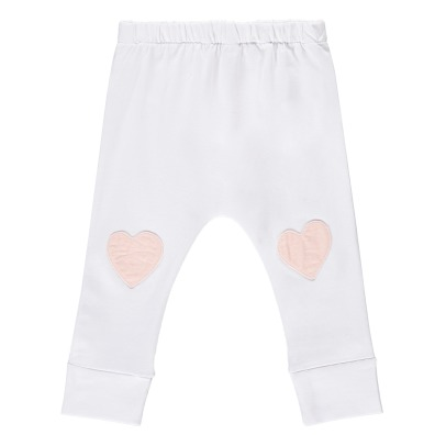 Moon Paris Heart Patch Harem Trousers-listing