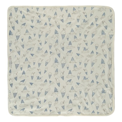 Stella McCartney Kids Decke aus Bio-Baumwolle Toasty -product