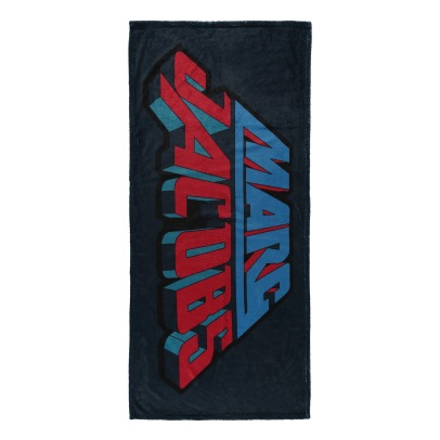 Little Marc Jacobs Velvet Beach Towel-product