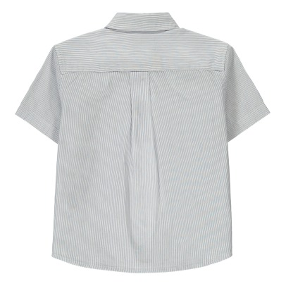 ARCH & LINE Striped Shirt-listing